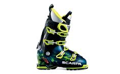 Eco-Gear for Winter Outings | SCARPA | Freedom SL all-terrain ski boot | Sierra Magazine | #gear #outdoorgear #skiing