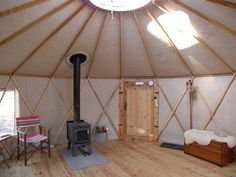 You've never seen a yurt like this. Meet YURTA, the finest yurt made in Canada. Yurta is a unique all-season shelter that builds on a millennia of nomadic tradition. Strong yet portable Functional Minimal in footprint Natural and non-toxic Beautiful A contemporary adaptation of traditional Mongolian yurts, Yurta is a comfortable and inspiring living space …