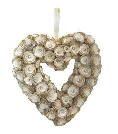 Valentine's Day Wooden Flower Wreath