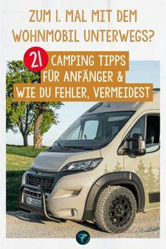 Camping Gadgets, Camping Hacks, Camper Jacks, Vw California Beach, Luxury Campers, Minivan Camping, Sprinter Camper, Hiking Tips, Van Life