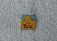 Disney Hidden Mickey Winnie the Pooh and Friends Pooh Disney Pin