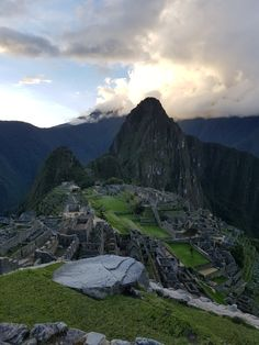 Machu Picchu ❤ it has been on my bucket list since I was thirteen years old and first heard of it. It was more beautiful and majestic than I could ever imagine...