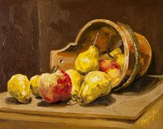 """Apples and Pears"" by Magdalena Stavila"