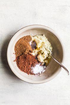 Fudgy Sweet Potato Brownies - Golubka Kitchen Best Vegan Desserts, Healthy Recipes, Steamed Sweet Potato, Sweet Potato Brownies, Bean Brownies, Brownie Ingredients, Cooking Sweet Potatoes, Dark Chocolate Chips, Vegetarian Chocolate