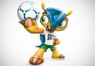 Tatu-Bola: O mascote da Copa do Mundo de 2014