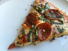 Bariatric Pizza. You've gotta taste it!
