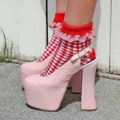 The 70's called, they said we could keep them... The Kaylee platform is here for all of your disco needs.