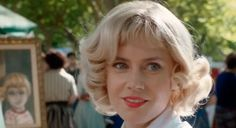 The official trailer for the new Tim Burton film, 'Big Eyes,' starring Amy Adams & Christoph Waltz.