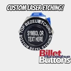 Billet Automotive Buttons - Design your own custom billet buttons Baggers, Ford Gt, Audi Tt, Volvo, Peugeot, Car Audio Installation, Volkswagen, Toyota, Types Of Buttons