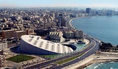 New Architecture, Whatsapp Info, Terra Santa, Library Of Alexandria, Alexandre Le Grand, Modern Egypt, Great Pyramid Of Giza, Pyramids Of Giza, Excursion