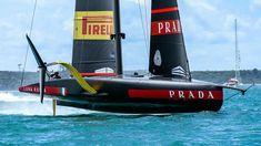 Sail World, America's Cup, Bologna, Sailing, Prada, Cruise, Boat, Navy, Image