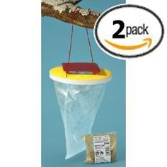 Flies Be Gone Fly Trap Two Pack by Flies Be Gone. $28.00. Highly Effective!. Maintenance Free and Completely Disposable. Two Pack! Great Value!. Each Bag Catches Up to 20,000 Flies in Each Trap. No Toxins, No Poisons, No Insecticides. No Toxins, No Poisons, No Insecticides Each Bag Catches Up to 20,000 Flies in Each Trap Highly Effective! Maintenance Free and Completely Disposable Two Pack! Great Value!. Save 30% Off!