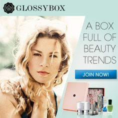 GLOSSYBOX - US ladies Discover NOW what the rest of the world already knows about Glossybox!