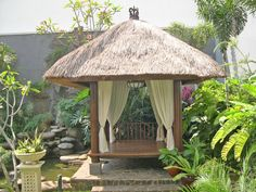 photo of balinese garden - GAZEBO love it! www.sinistradeltrentino.org