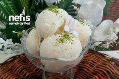 Maraş Usulü Sakız Dondurma Tarifi