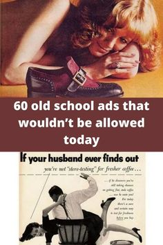 Nowadays we have certain restrictions on advertising. But just a decade or two ago you could slip an ad in a magazine for just about anything – and make a lot of bizarre claims.