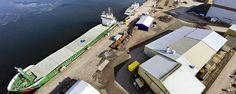 Oskarshamnsvarvet is a shiprepair yard on the south-east coast of Sweden specialized in the maintenance and repair of vessels up to 80 m. http://www.oskarshamnsvarvet.se/