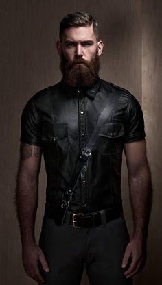 #LeatherHipster