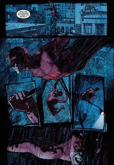 Daredevil Artwork, Daredevil Elektra, Daredevil Man Without Fear, Daredevil Matt Murdock, Brian Michael Bendis, Comic Book Collection, Avengers Infinity War, Comic Artist, Comic Books Art
