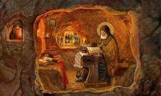 Στις δώδεκα τα μεσάνυχτα χτύπησαν την πόρτα. Ήταν μια γριούλα και ζητούσε να πάει Holidays And Events, The Help, Egyptian, Worship, Devil, Painting, Fathers, Html, Searching
