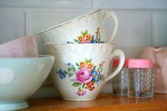 Grandma Roxie's cups!