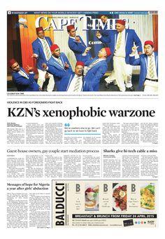 News making headlines: KZN's xenophobic warzone