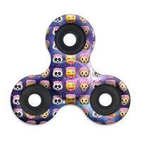 SPINNERS squad fidget toys Emoji Galaxy