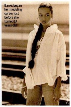 Tyra Banks ---> follow stephany medina