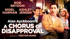 'A Chorus of Disapproval' at the Harold Pinter Theatre, 17th December 2012 - LONDON CITY NIGHTS