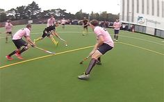 Teddington goalkeeper sports headcam to showcase 'intense' side to field hockey  - Telegraph