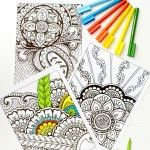 Colouring for Grown Ups – Dreams Matter- lots of good free coloring pages