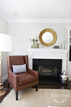 The Perfect Shades of Greige. Behr silver drop - i used this color in my living room. A perfect greige. Greige Paint Colors, Behr Paint Colors, Room Paint Colors, Paint Colors For Living Room, Living Room Decor, Wall Colors, Light Paint Colors, Living Area, Living Rooms