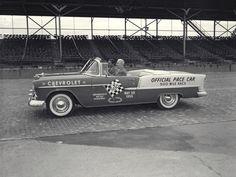 Indy 500 Pace Car, 1955 Chevrolet ★。☆。JpM ENTERTAINMENT ☆。★。
