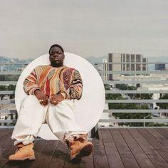 The Notorious B.I.G. aka Biggie Smalls. http://70sbestblackalbums.tumblr.com/post/168198279811