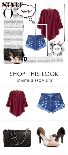"""""""Rosegal 9"""" by selmaaaa-1 ❤ liked on Polyvore"""