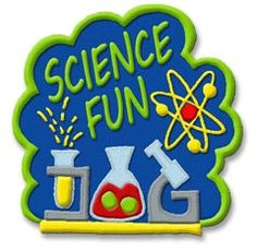 Science Fun Patch (for the Daisies?)