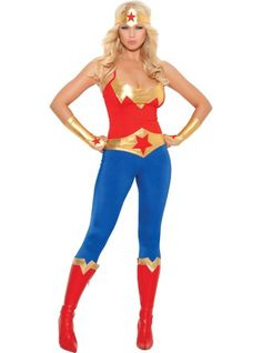 Adult Super Hero Costume - Party City