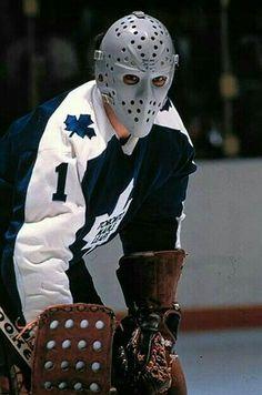 Jacques Plante ( informational link under construction. Women's Hockey, Hockey Baby, Hockey Games, Hockey Players, Bernie Parent, Maple Leafs Hockey, Goalie Mask, Nfl Fans, Sports Figures