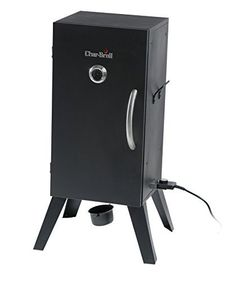 Shop for Char-Broil 14201677 Vertical Electric Smoker Monitor Temperature With Mounted Gauge. Get free delivery On EVERYTHING* Overstock - Your Online Garden & Patio Store! Electric Smoker Reviews, Electric Meat Smokers, Best Electric Smoker, Masterbuilt Electric Smokers, Masterbuilt Smoker, Charcoal Smoker, Best Charcoal Grill, Barbecue Smoker, Grilling