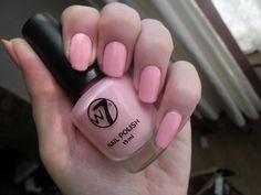 W7 - Baby Pink NailsByCC
