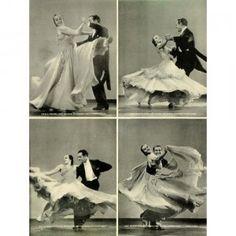 Dancing the Viennese Waltz