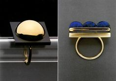 Jewelry by architects: Hans Hollein