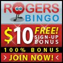 NEW £5 GIFT CODE From Rogers Bingo - RBYAX