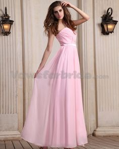 Chiffon-one-shoulder-ankle-length-a-line-evening-dress-with-ruffle