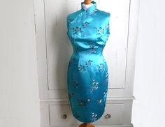 Alte chinesische Kleid Jahrgang Cheongsam von toastandmarmalade1