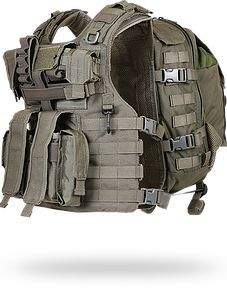 LBE + Integrated Backpack?