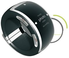 Swatch Infinity watch - mp3 player, video recorder, and photo album in one