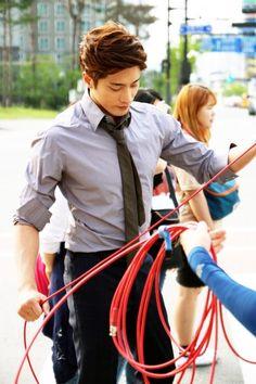 #고결한그대 #NobleMyLove #SungHoon #성훈  new drama On air 23 August  photo credit : thanks to Godinmedia