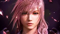 Thinking Final Fantasy XIII and upset you cant play as head b!itch Lightning since the arrival of Final Fantasy with Lightning no wh. Lightning Final Fantasy, Final Fantasy Xv, Art Final, Final Fantasy Characters, 3d Fantasy, Video Game Characters, Fantasy Series, Anime Fantasy, Fantasy Artwork