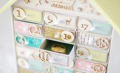 Si queréis saber cómo hacer este calendario de adviento con cajas de cerillas, en el Blog tenéis el paso a paso para hacerlo desde cero. Fácil y resultón... Todavía estáis a tiempo!!  http://starsandrockets.es/blog/2015/11/el-calendario-de-adviento-mas-original/#more-3538